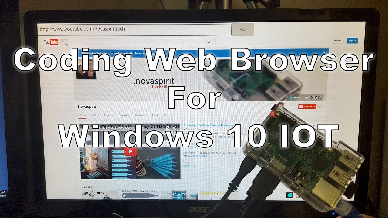 windows 10 web