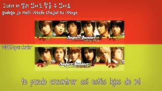 10. Believe - Super Junior SUB ESPAÑOL+HAN+ROM