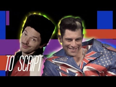 Vanilla Ice and Flavor Flav on the ArScheerio Paul Show: Paul Scheer, Max Greenfield, and Eric Andre