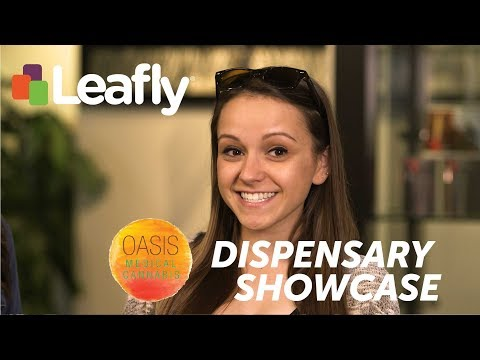 Dispensary Showcase: Oasis Medical Cannabis in Las Vegas, Nevada