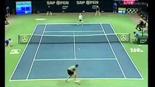 Karlovic vs Murray ATP San Jose, 1. set 1/2