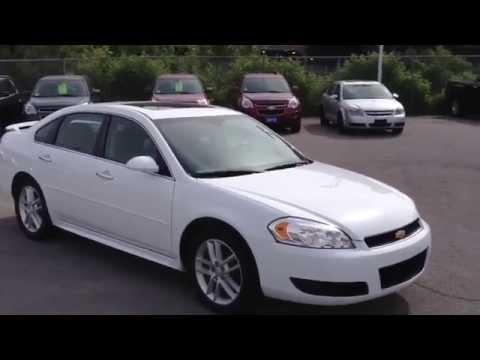 Used 2012 Chevrolet Impala Ltz For Sales In Oshawa Youtube