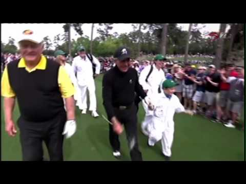 GARY PLAYER HOLE IN ONE AUGUSTA