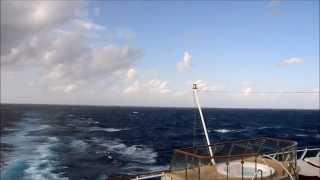 Costa neoRomantica en mer