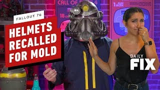 20,000 Fallout 76 Power Armor Helmets Recalled for Mold Exposure - The Daily Fix