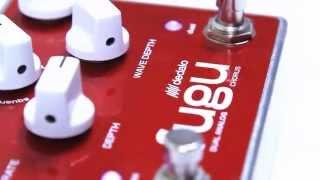 Dedalo FUGU - Dual Analog Chours (FUG-2) - Effect Pedal
