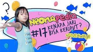 "Neonapedia GIVEAWAY SPECIAL #17 - ""Kenapa Jari Bisa Keriput?"" with Naura & Bevan!"