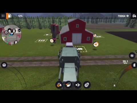 Farming PRO 2016 #2 New tractor - smoothly and quickly