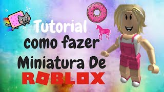 HOW TO MAKE ROBLOX THUMB (VIDEO COVER)