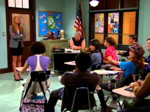 Cat Deeley Guest Stars  Wild It Up Minibyte  Shake It Up  Disney Channel