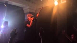 ANGEL Haze live at Vilnius, Kablys 2016.02.14 | Battle Cry Ft. Sia