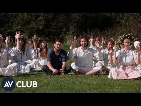 Director Ari Aster And Jack Reynor Kind Of See Midsommar As A Dark Comedy