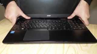 Разбор и чистка ноутбука от Acer Aspire E5 571 577J