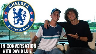 'Mason Mount Is My Boy' - DAVID LUIZ On Chelsea's Pre Season