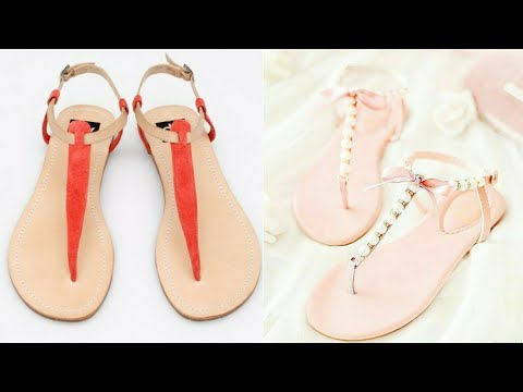 latest-&-stylish-flat-comfortable-sandals-for-summer