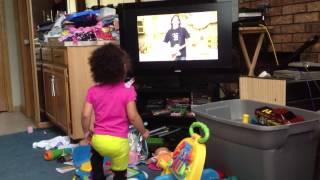 Mia's Potty Dance
