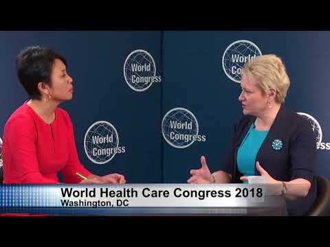 WHCC18 Interview Zone with Susan Dentzer, Network for ...