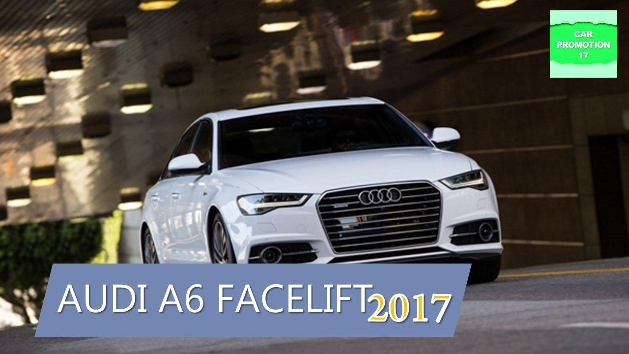 2017 Audi A6 20t Premium 060 Facelift  YouTube