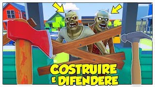 COSTRUIAMO E DIFENDIAMO LA NOSTRA BASE IN REALTÀ VIRTUALE! - Undead Development ITA (HTC Vive)
