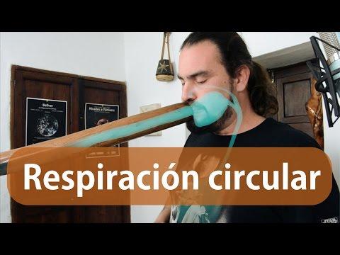 3 - La Respiración Circular En El Didgeridoo