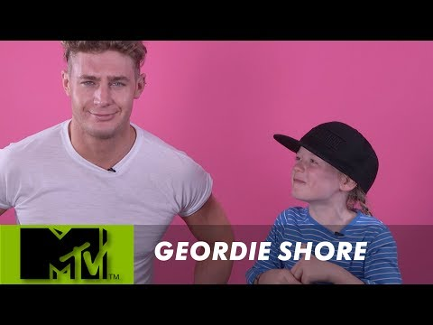 Scotty T: Is he smarter than a 6 year old? l Geordie Shore
