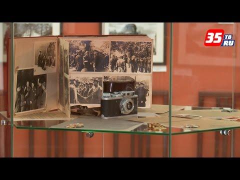 В Вологде торжественно открылась выставка уникальной военной фотохроники Петра Сотникова