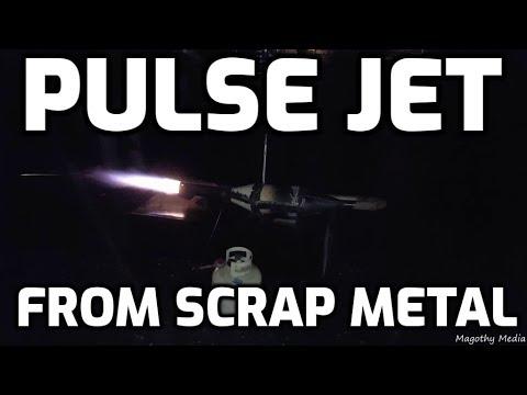 Pulse Jet Experiment