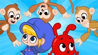 Missing Monkesy and Morphle - My Magic Pet Morphle | Cartoons For Kids | Morphle TV | Kids Videos