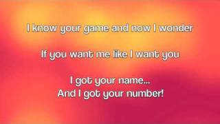 Nadia Oh - I Got Your Number (With lyrics)