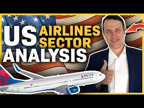 US Airline Stocks Analysis - American Airlines, Delta, United, Southwest Stock Analysis