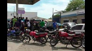 Gobierno dice que no hay escasez de combustible en La Guajira