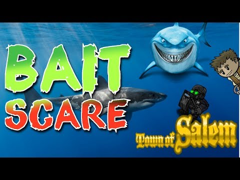 BAIT SCARE   Town of Salem Ranked Gameplay Gold Elo