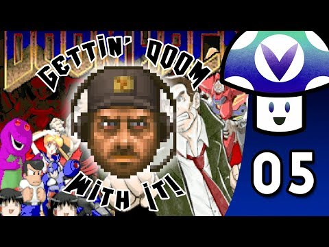 [Vinesauce] Vinny - Gettin' Doom With It (part 5)