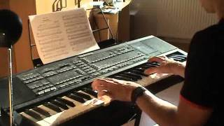 """Truman sleeps"" (aus ""Die Truman Show"") - Keyboard-Version"