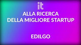 Alla ricerca delle migliori startup: Carlo Andrea Guatterini (EdilGo)