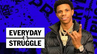 A Boogie on 'Artist 2.0,' Rappers Not Giving Credit, Finally Claiming NY Crown? | Everyday Struggle