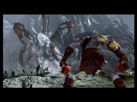 God of War® III Remastered - Poseidon Boss Fight