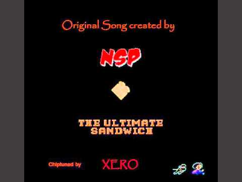 Ninja Sex Party ~ The Ultimate Sandwich (XERO 8-Bit Cover)