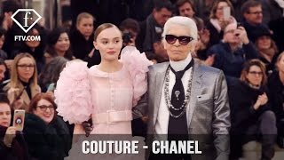 First Look Haute Couture S/S 17 Chanel | FTV.com