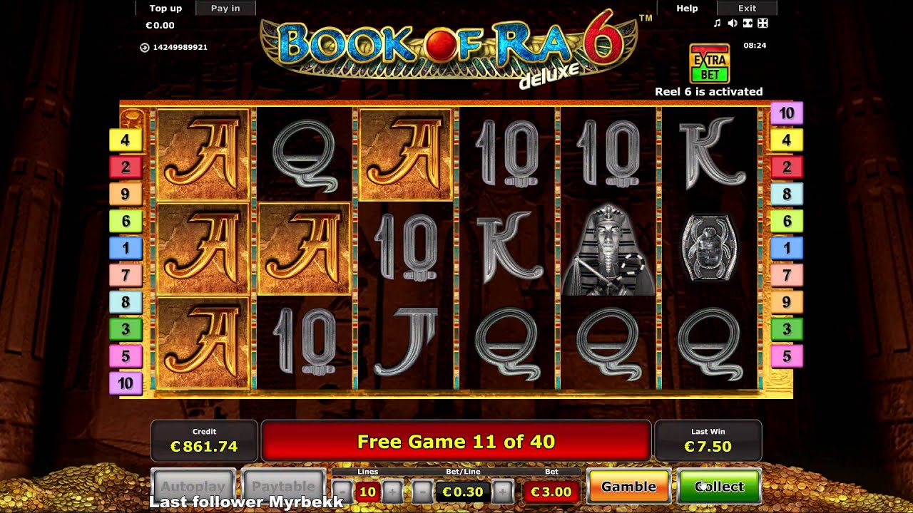 Book Of Ra Deluxe Download Mobile