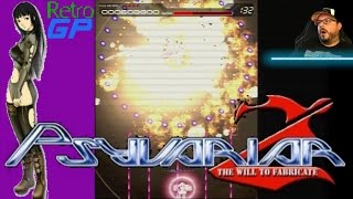 PSYVARIAR 2 on the SEGA Dreamcast in RGB - 4 in 1 Shooter Pack - Retro GP