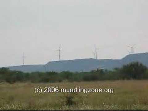 Sweetwater TX Wind Farm