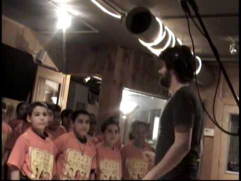 Michael Angelakos Leads The PS22 Chorus (Part 3 of 7)