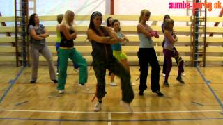Robert Abigail & DJ Rebel ft The Gibson Brothers - Cuba -  Zumba choreography by Lucia Meresova