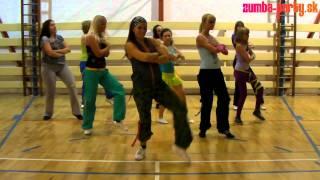 Robert Abigail & DJ Rebel ft The Gibson Brothers - Cuba -  Zumba choreography by Lucia Meresova