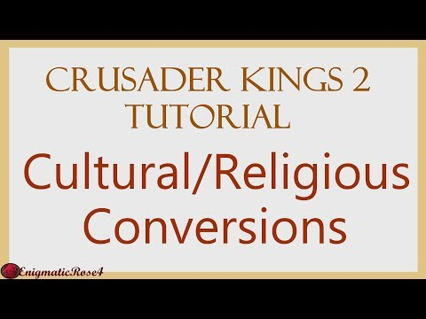 Crusader Kings 2 Tutorial: Culture And Religion