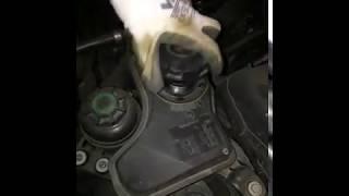 Controllo liquidi Bmw X1