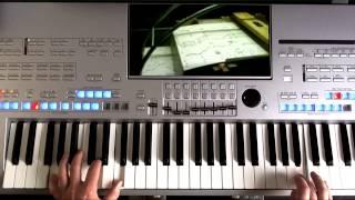 Beer Barrel Polka / Rosamunde on Tyros 4 with wersi organ sounds