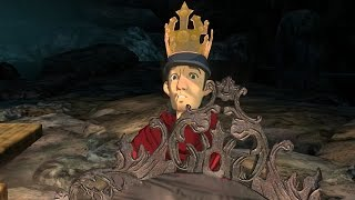 kings quest chapter 1 one eyed dragon 1
