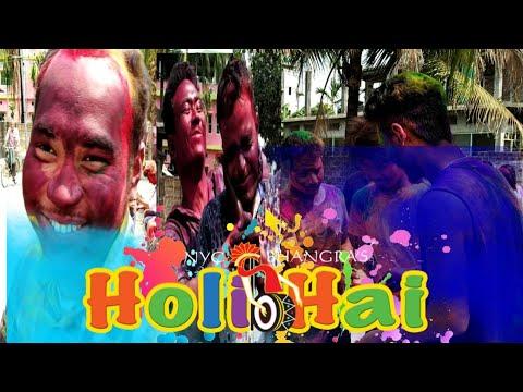 Happy Holi Celebration From Kokrajhar